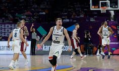 EuroBasket 2017 | Luka Doncic steals show as Slovenia fends off Latvia = The much-anticipated EuroBasket quarterfinal between Slovenia and Latvia lived up to the hype. Goran Dragic and Luka Doncic helped the Slovenians stand tall in the fourth quarter, winning 103-97. Kristaps Porzingis.....