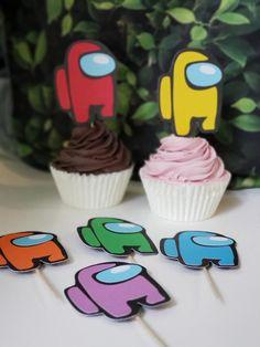 Birthday For Him, 12th Birthday, Husband Birthday, Boy Birthday, Birthday Parties, Birthday Games, Cupcake Party, Birthday Cupcakes, Troll Party