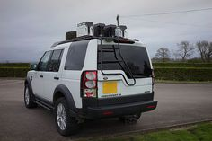 Discovery roof rack   ProSpeed UK   Flickr