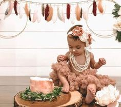 \Buy Gorgeous Kryssi Kouture Dusty Rose Tutu/Pettiskirt with built in diaper cover right out of a princess dream for your favorite fashionista. This is made from the softest chiffon fabric. Baby Fall Fashion, Fall Fashion 2016, Princess First Birthday, Girl Birthday, Birthday Ideas, Ruffle Bloomers, Ruffles, Kids Girls, Baby Girls