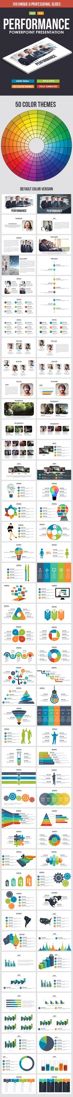Performance Powerpoint  #simple #modern • Download ➝ https://graphicriver.net/item/performance-powerpoint-presentation-template/19532058?ref=pxcr