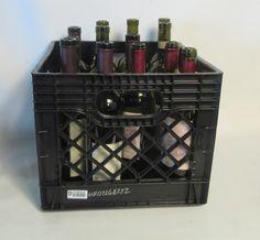 Crate Of Liquor Bottles, Black - Warner Bros. Property Department