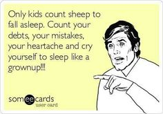 So pull up your big girl / boy pants & be an adult!