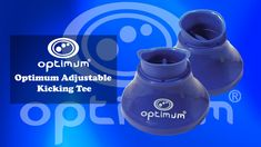 Optimum Adjustable Kicking Tee, Blue, One Size Rugby Sport, Kicks, Water Bottle, Training, Tees, Sports, Blue, Products, Hs Sports