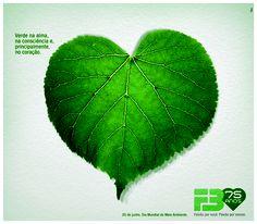 Flex cria para Farias Brito - Dia Mundial do Meio Ambiente