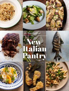 A serious reason to invest in an iPad! Sara Jenkins' New Italian Pantry app. <3
