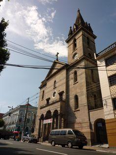Igreja São Sebastião / Manaus - AM