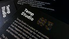 Temp Studio — Lucian Lupu