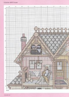 Victorian Doll House (Pg 3 of 7)