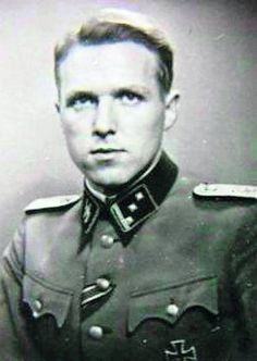 "Obersturmführer Frederik Jensen was a Norwegian volunteer in SS-Panzergrenadier-Regiment ""Norge""/ 5th SS Panzer Division Wiking. He was the highest decorated foreign Waffen SS soldier during WW2. Among his awards was the German Cross in Gold."
