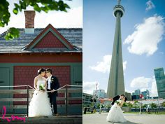 HRM Photography | Blog | Catherine + Kelvin {Steam Whistle Brewery Wedding Photography}