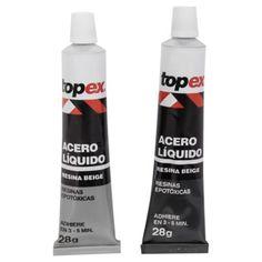 SAM*TINY : Homecenter =TOPEX Adhesivo líquido para acero 56 gr