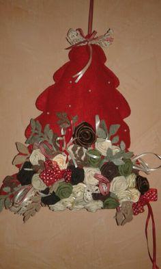 Albero con rose