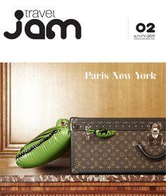 Travel jam Magazine, Autumn 2011