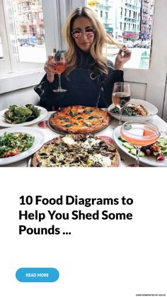 10 #Food 🍴 #Diagrams 📊 to Help You Shed Some #Pounds ⚖️ ... - #Weightloss