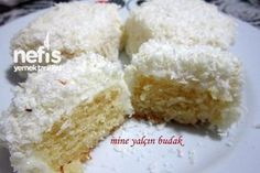 Turkish Delight Cake Recipe - Köstliche Rezepte - Famous Last Words Turkish Delight, Pasta Cake, Cake Recipes, Dessert Recipes, Salty Foods, Recipe Mix, Pudding Cake, Turkish Recipes, Food Cakes