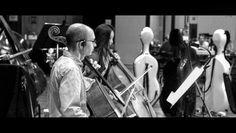 #scoring #session photos … #thankful #greatful #bass #cello #viola #violin #orchestra #jermainestegall (at Burbank, California)