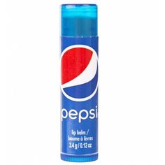 Pepsi Lip Balm (54 ZAR) ❤ liked on Polyvore featuring beauty products, skincare, lip care and lip treatments