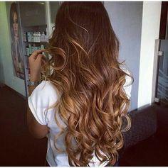 Ombre Hair Mel                                                       …