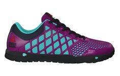 I just designed this new Reebok Nano 4.0 shoe!