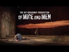 James Franco and Chris O'Dowd star in National Theatre Live's landmark revival of Of Mice and Men.