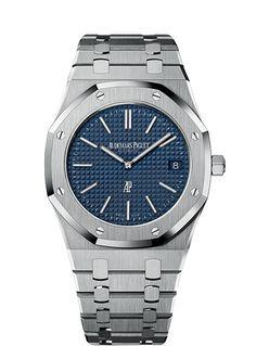 Audemars Piguet Royal Oak Extra Thin 15202ST.OO.1240ST.01 Stainless Steel Watch