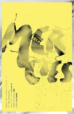 Garrett DeRossett #grafica #poster#multiply
