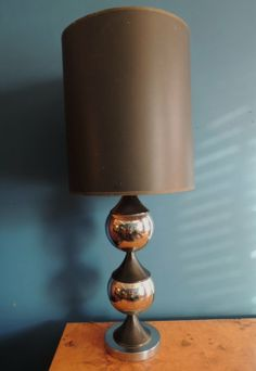 Mid century chrome ball lamp in Bedford - Stuyvesant, Brooklyn, NY, USA ~ Krrb