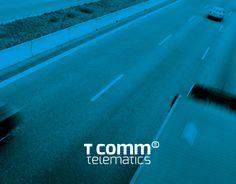 Product brochure T Comm Telematics - Portfolio   Grafische vormgeving, webdesign