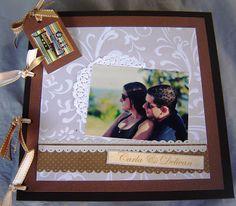 Livro de mensagens/assinaturas - casamento