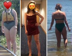 Historia mojego odchudzania Weight Loss Goals, Weight Loss Motivation, Weight Loss Journey, Fitness Transformation, Fitness Goals, One Pic, Fun Workouts, Physique, Lose Weight