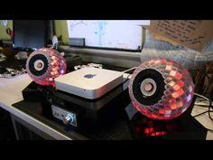 Print3d World: Cómo fabricar con una impresora 3D unos altavoces luminosos