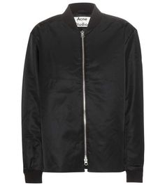 Acne Studios Fuel Tech bomber jacket