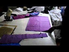 How to Make Thai Fishermans Pants by Natural Trades Thai Fisherman Pants Company Chiang Mai Thailand - YouTube