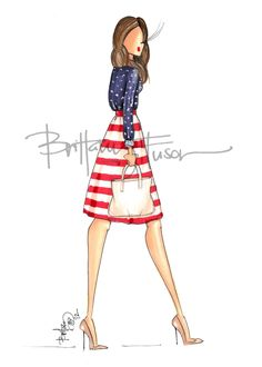 go america. brittanyfuson.blogspot.com