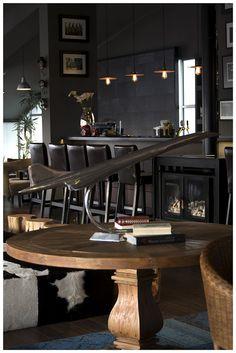 Bar in the Casa Grande Hotel, Calacoto, La Paz, Bolivia