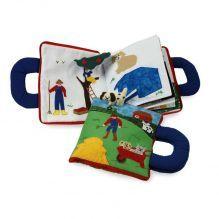 Juguetes de tela, juguetes originales y diferentes importados desde países nórdicos.
