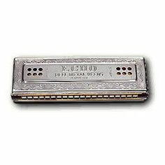Double Sided Echo Harmonica, C-G by Hohner. $121.00. The Echo Double Sided series has been a favorite since the turn of the century. Beautifully stamped covers enclose the reeds of this tremolo model and provide a common tone chamber. This reinforces sympathetic resonance between the sides and lends a deep, haunting quality to the music.Specifications: 40 double holes, 80 reeds Length: 5 3/4""