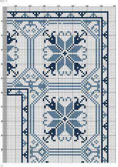 Gallery.ru / Фото #2 - 7 - saudades Cross Stitch Boarders, Cross Stitch Alphabet, Cross Stitch Flowers, Counted Cross Stitch Patterns, Cross Stitch Designs, Cross Stitching, Cross Stitch Embroidery, Hand Embroidery Patterns Flowers, Embroidery Techniques