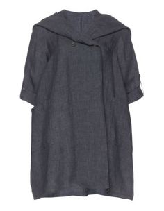 Linen cocoon jacket by Isolde Roth. Shop now: http://www.navabi.co.uk/jackets-isolde-roth-linen-cocoon-jacket-white-20031-1486.html?utm_source=pinterest&utm_medium=social-media&utm_campaign=pin-it