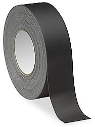 Black Gaffers Tape // Duct tape wants to be Gaffer tape when it grows up!