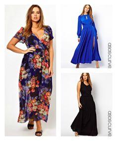 robe maxi dress asos curve Robe longue grande taille été 2013 : 4 sites pour trouver des dizaines de robes maxi dress grandes tailles