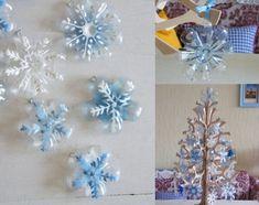 L' albero di Natale con le bottiglie di plastica: 5 idee con il riciclo creativo   Pianetablunews provvisorio