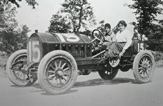 Fred Belcher  - great hill climbing racer and driver in the 1911 Indy 500.