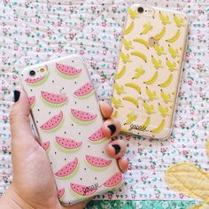 Our fruits phone cases will let your mobile so gorgeous! Tap the link in the bio and see much more #iphone #phonecase #samsung. Phone case by Gocase www.shop-gocase.com
