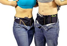 Women's Gun Holsters for Hip, Thigh and Waist concealed carry