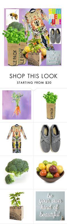 """""""Organic Vegan Fashion"""" by widegren-rosa on Polyvore featuring The Urban Agriculture Co., Unstitched Utilities, Dot & Bo and PBteen"""