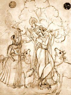 Pencil Shading, Pencil Art, Indian Gods, Indian Art, Krishna Krishna, Shiva Shakti, Magic Carpet, Sketchbooks, Traditional Art