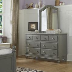 Lake House 8 Drawer Dresser - Kids Dressers and Chests at Hayneedle