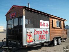 BBQ Concession Trailer | eBay
